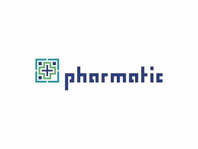 pharmatic cross qrcode check medical pharm marketing