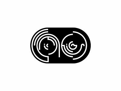 Graphic Design typographicsystem type circles typographic font experimental concentric