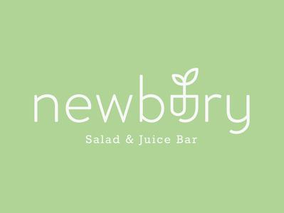 Logo Design: Newbury Salads