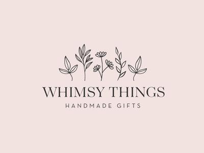 Logo Design: Whimsy Things