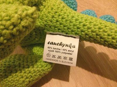 Tex Label for Cauchynka Toys hobby label tex