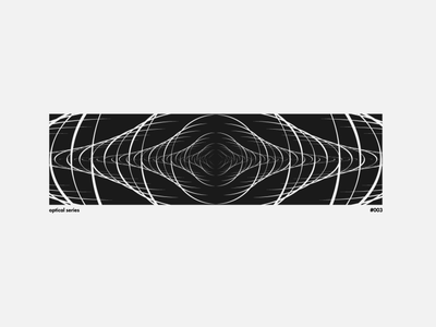 optical 003 cover art minimal wallpaper design vector poster art illustration design