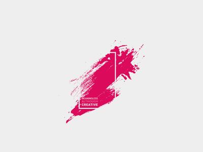 creativeness. typography poster art minimal wallpaper design illustration design