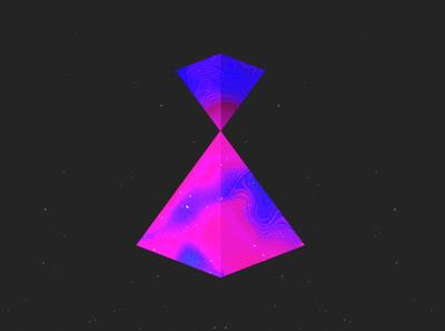 Pyramid. minimal cover art wallpaper design design