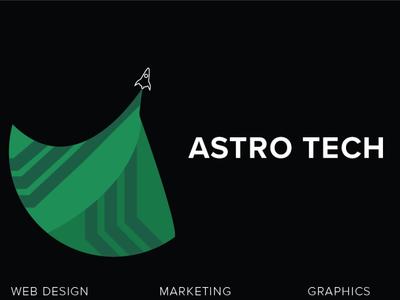 Astro Tech Business Card