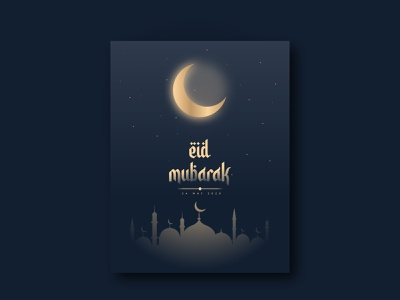 Eid Ul Fitr Designs Themes Templates And Downloadable Graphic Elements On Dribbble