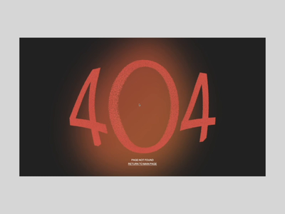 404 KG Capital branding interface ui ux promo ukraine portfolio design animation web