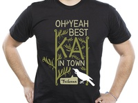 Tuihana cafe t-shirt