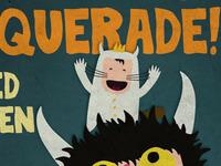 Critical Massquerade flyer