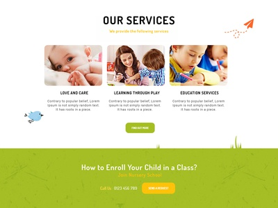 Child care School