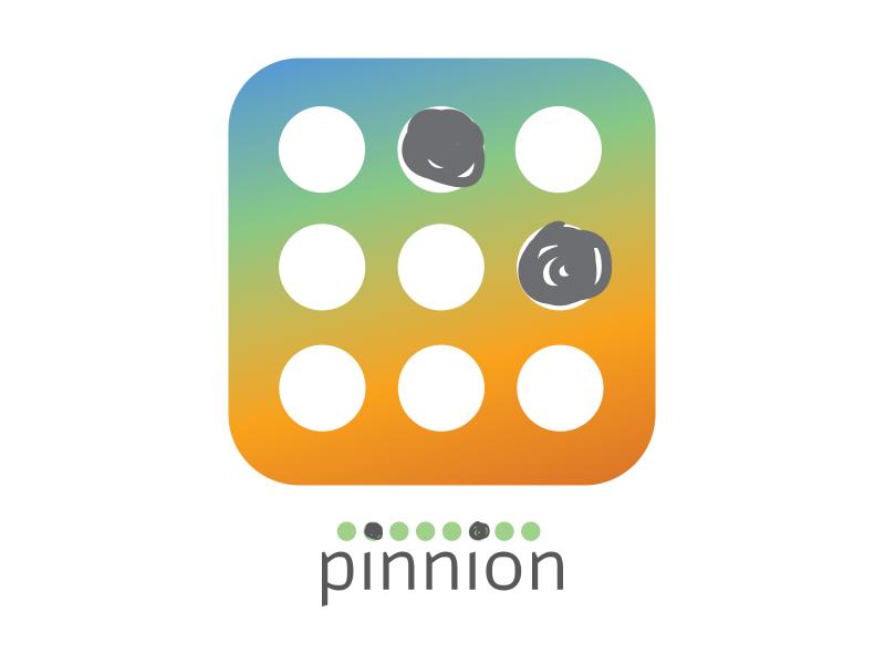 Pinnion Multi appicon logo