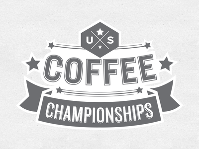 United State Coffee Championships Logo