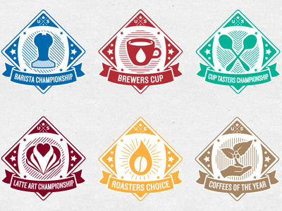 US Coffee Championships Sub-Competitions