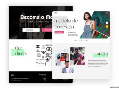 MODÉLO - Modeling Agency