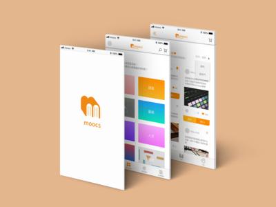 UI design - moocs