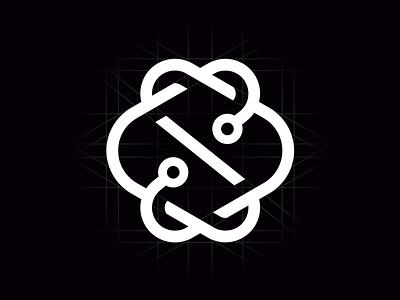 Marco De Sousa S mark cripto percent percentage symbol s identity ci design icon branding mark logo