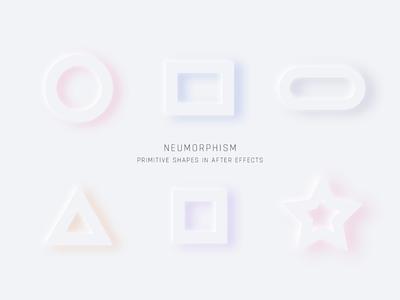 Neumorphism for AE