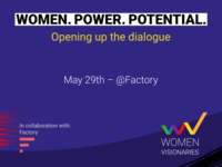 Women Visionaries Debut Event