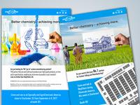 WeylChem - Newsletter fair announcement campaign