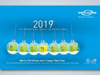 WeylChem - Season's Greetings campaign