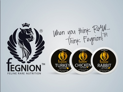 Fegnion - product label design