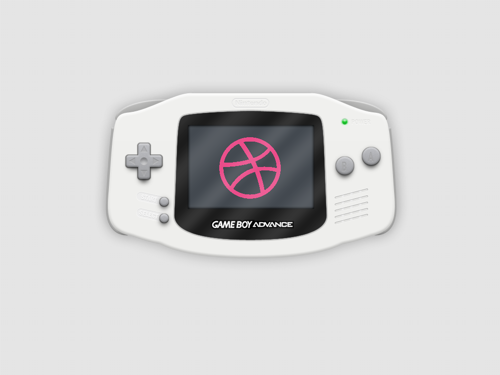 Gameboy advance shot