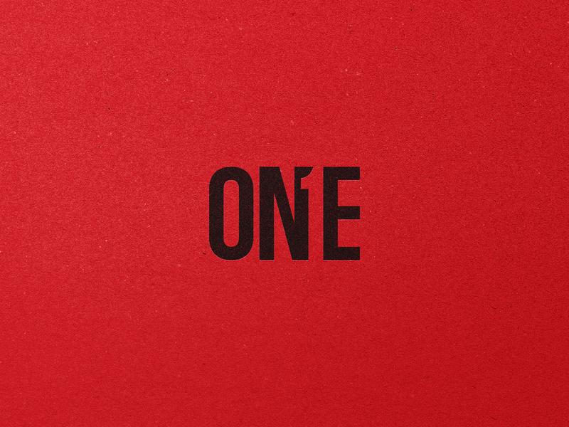 One Logo Design one negative logo negative logo design negative logo simple logo minimal logo black logo red logo one branding one wordmark one logo design one logo wordmark logo branding identity @andrepicarra logo
