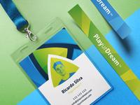 Playurdream ID Card & Band Bracelet