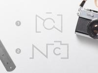 NC + Camera - Logo Proposals