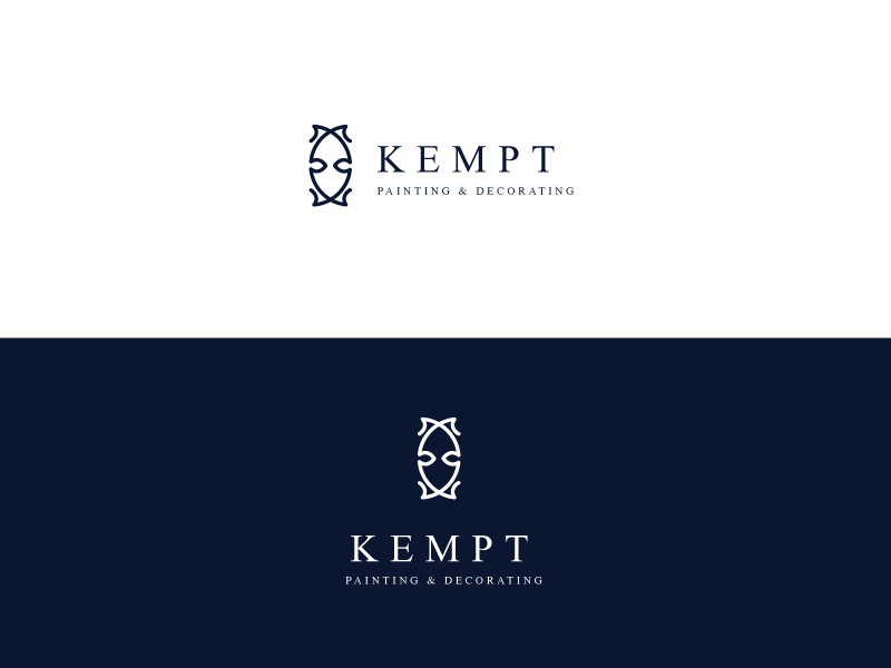 Kempt Logo vector icon design icon artwork logo design branding icon logo design typography illustration brand and identity logo graphic  design design branding