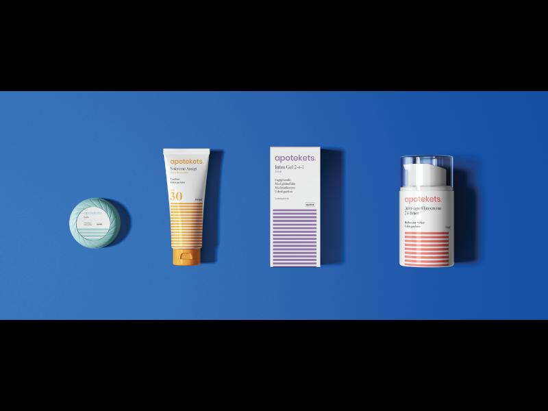 Apotek rebrand label packaging label mockup label design graphic  design packaging mockup packaging design