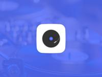 RCRD - Daily UI 005, App Icon
