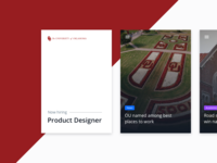 Now hiring -- Product Designer