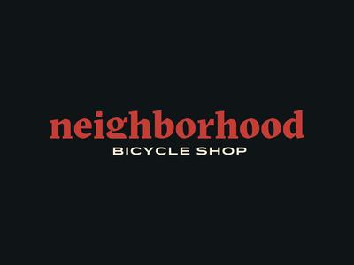 Exploration -- Neighborhood Bicycle Shop