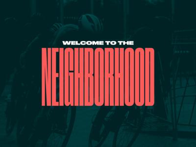 Unused concept - Welcome to the Neighborhood