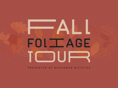 Fall Foliage Tour 2020