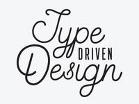 Type Driven Design