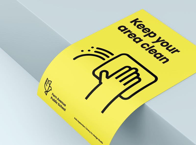 Safe September bold color icons signage signage design design visualidentity designstudio branding