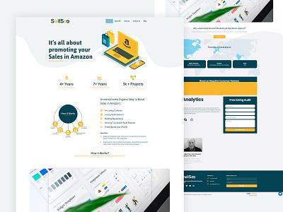 Sellsoo Website Design wordpress design wordpress web desgin webdesign elementor-pro elementor