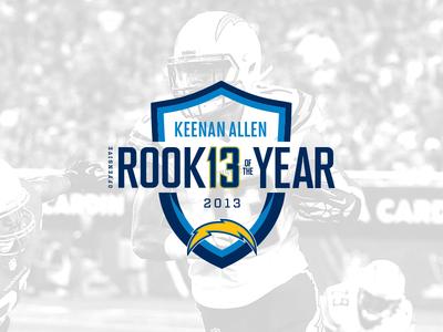Keenan Allen ROTY