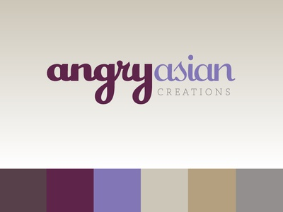 Angry Asian Logo