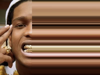 A$ap Rocky rapper