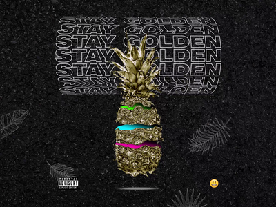 Stay Golden staygolden aftereffects photoshop photography animation album design