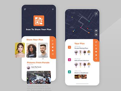 Daily UI 20 — Location Tracker zachary mactavish zack mactavish design branding graphic design uidesign ui ux appdesign dailyuichallenge dailyui020 dailyui
