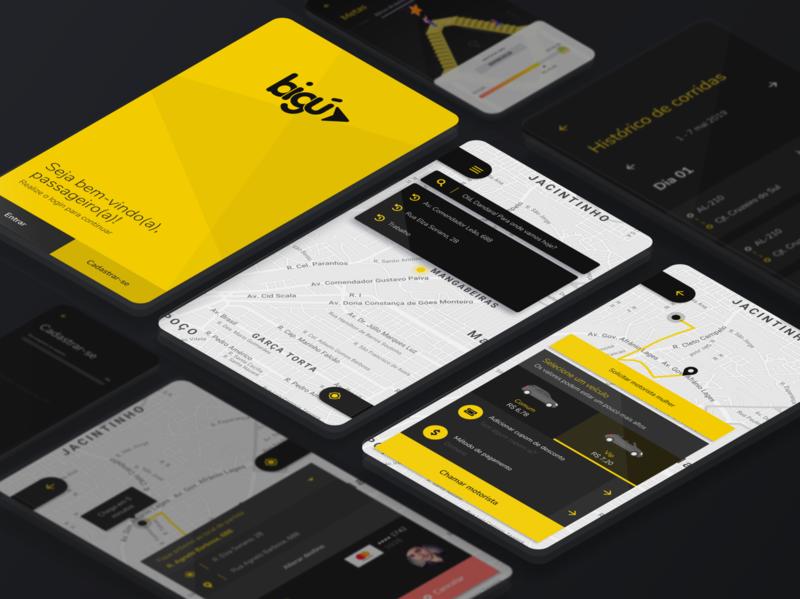 bigú - Mobile app
