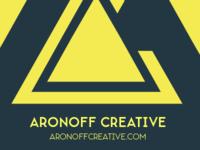 Business Card Idea for Aronoff Creative