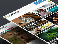 RUMBLE video platform
