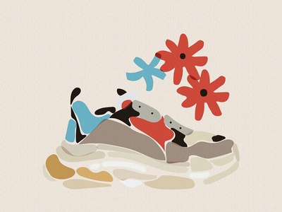 Balenciaga TripleS Sneakers