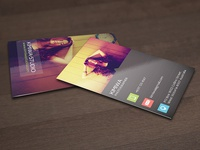 Personalized business card Vol2
