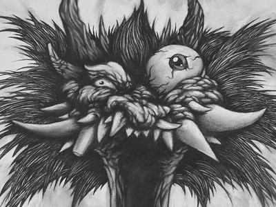 Jester Demon Head